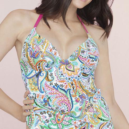 Tankini multicolore Bestform