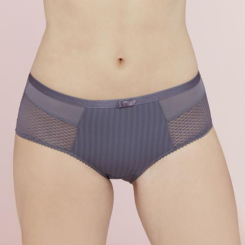 Bestform - Shorty gris - Culotte, string et tanga