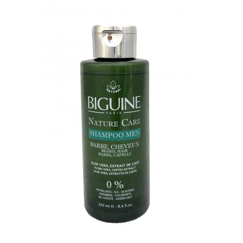 Biguine Paris - BIGUINE PARIS NATURE CARE SHAMPOOING MEN - Soins cheveux
