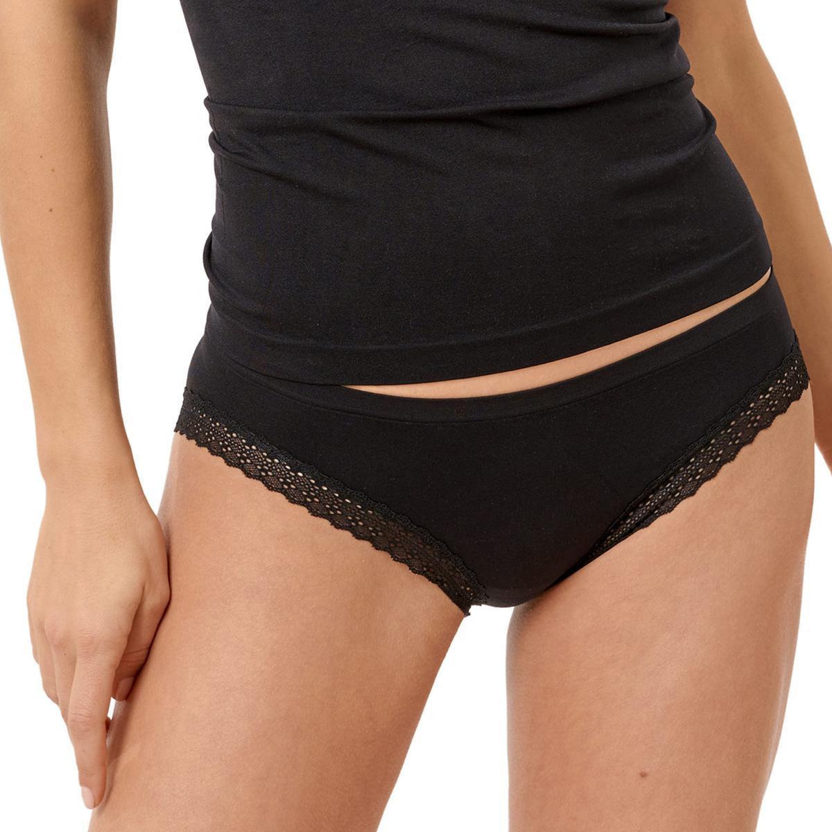 Culotte noire - Billet Doux - Modalova