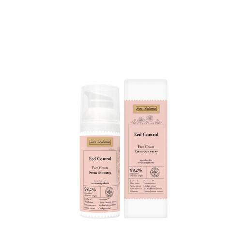 Bodymania - Crème pour le visage red control Happy Face - Bodymania - Belle en pastel