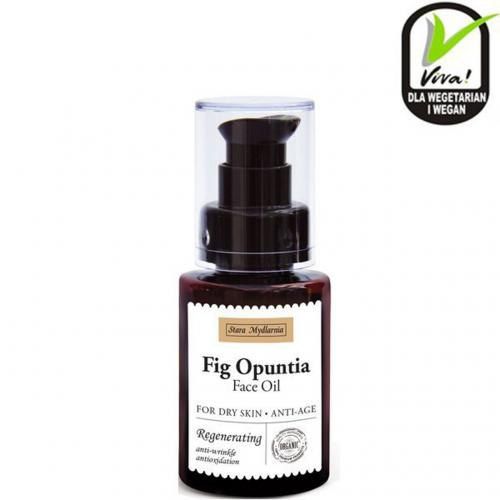 Bodymania - OILS OF NATURE FIG OPUNTIA Face oil - Bodymania - Crèmes hydratantes