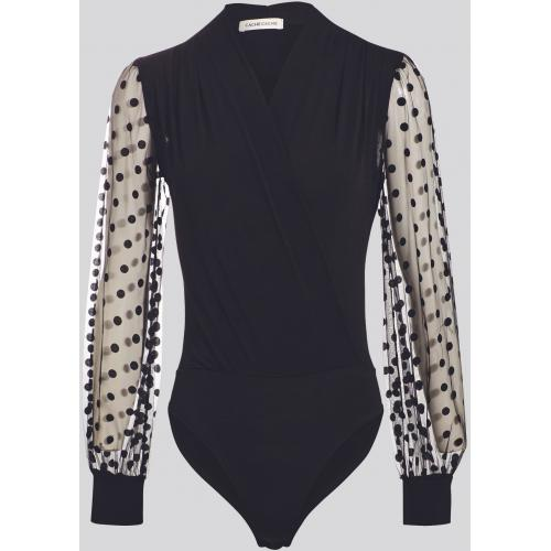 Cache cache - Body manches longues - Pull, Gilet femme