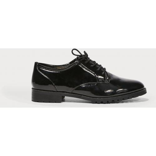 Cache cache - Derbies plates vernies - Mocassins / Derbies femme