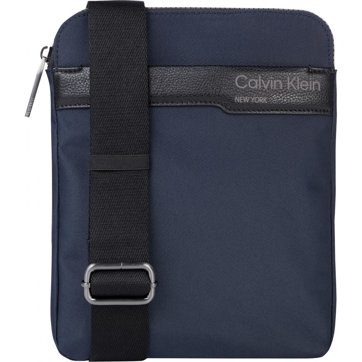Sacoche bleu marine - Calvin Klein - Calvin Klein Jeans - Modalova