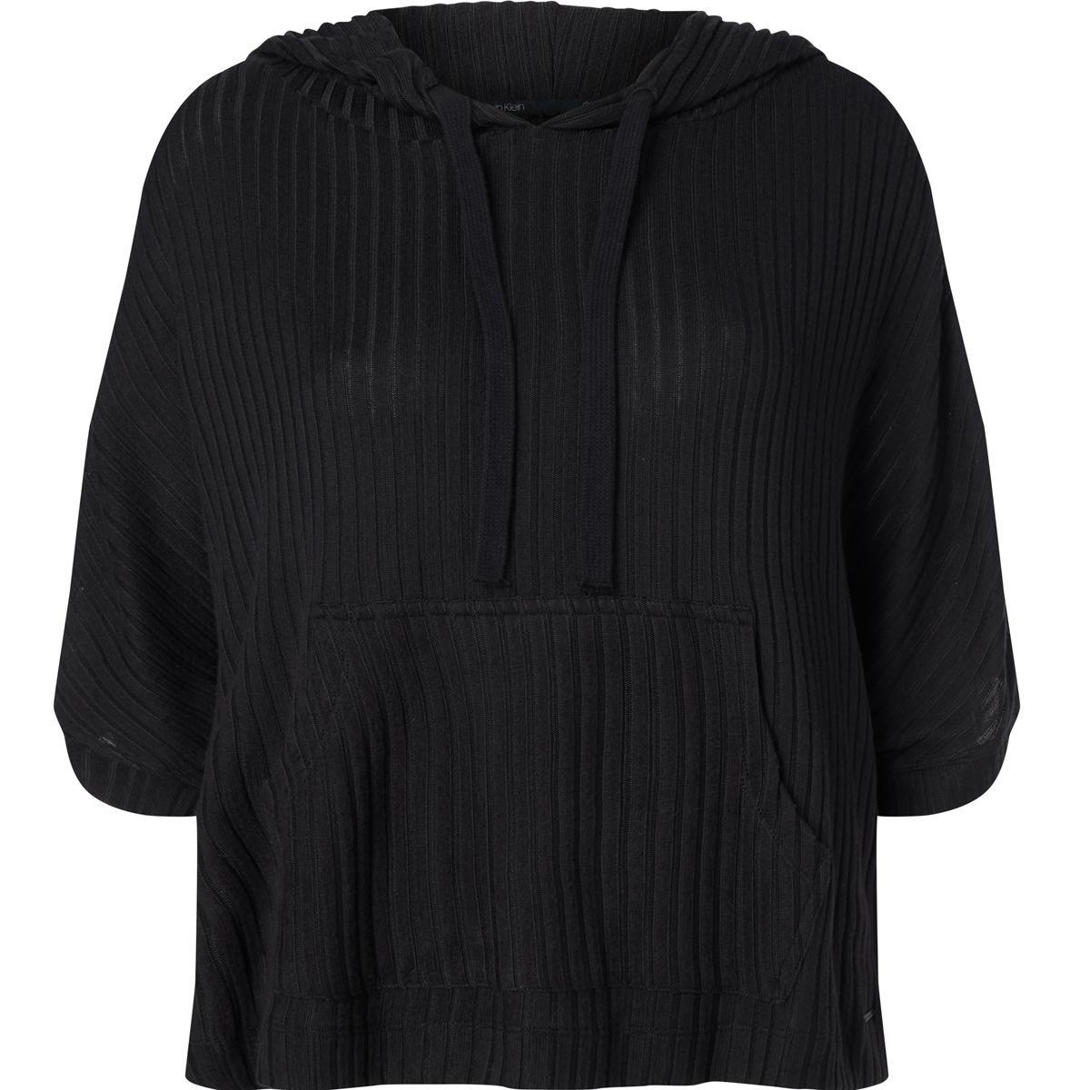Sweat à capuche noir - Calvin Klein Underwear - Modalova