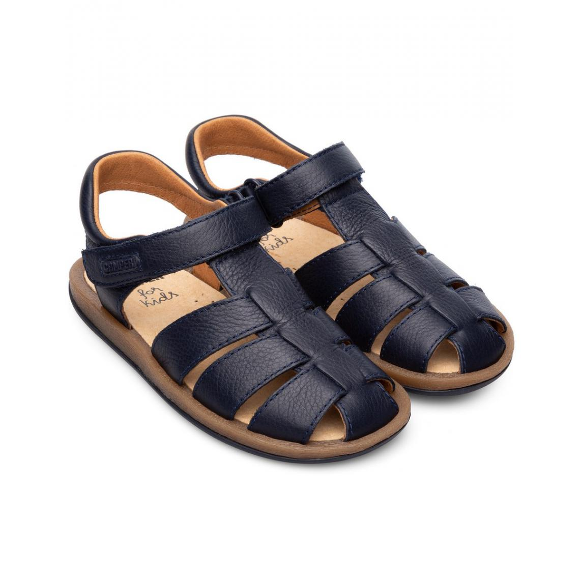 Sandales  Bicho bleu marine