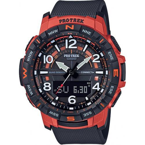 Casio - Montre Casio PRT-B50-4ER - Montre Homme