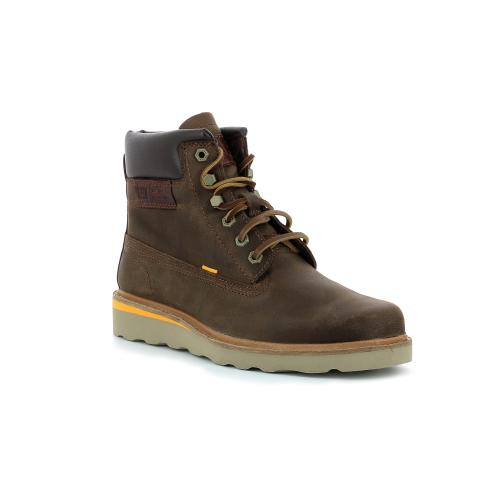 Caterpillar - Bottillon homme bronze brown Jackson HI - Chaussures homme