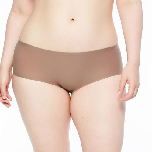 Chantelle - Shorty marron - Culotte, string et tanga