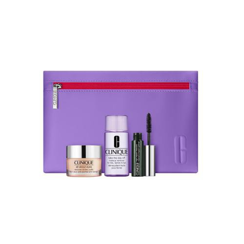 Clinique - Coffret All About Eyes - Beauté femme