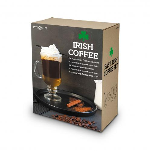 Cookut - Coffret Cadeau Irish Coffee BICA