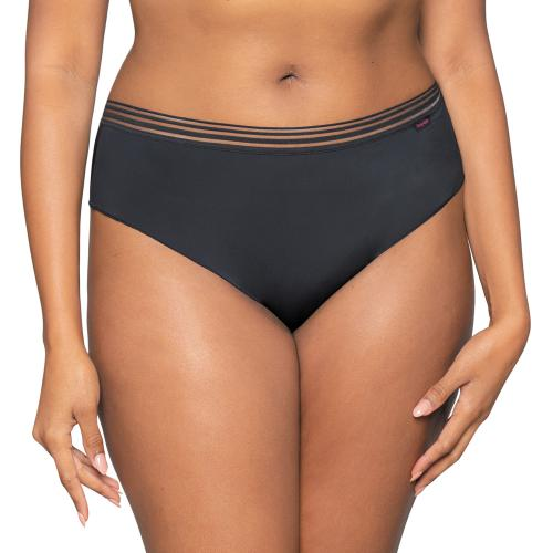 Curvy Kate - Shorty noir - Shorties, boxers