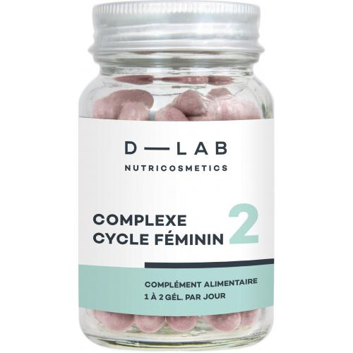 D-Lab - Complexe Cycle Féminin - D-LAB Nutricosmetics