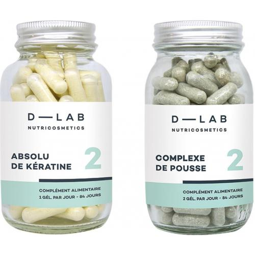 D-Lab - Nutrition-Capillaire - D-LAB Nutricosmetics