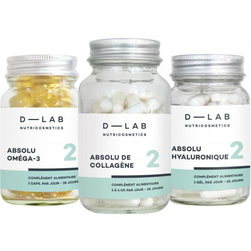 D-Lab - Programme Jeunesse-Absolue - D-LAB Nutricosmetics