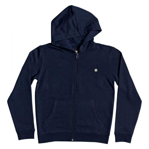 Dc Shoes - Sweat garçon bleu - Pull / Gilet / Sweatshirt enfant