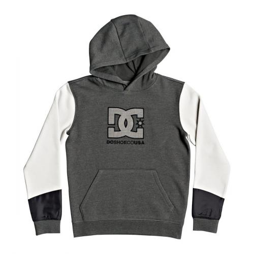 Dc Shoes - Sweat garçon gris - Pull / Gilet / Sweatshirt enfant