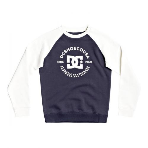 Dc Shoes - Sweat garçon bicolore - Pull / Gilet / Sweatshirt enfant