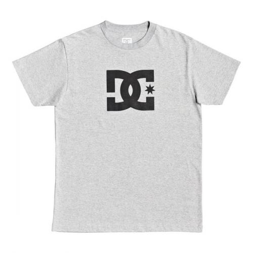 Dc Shoes - T-shirt gris manches courtes - T-shirt / Polo