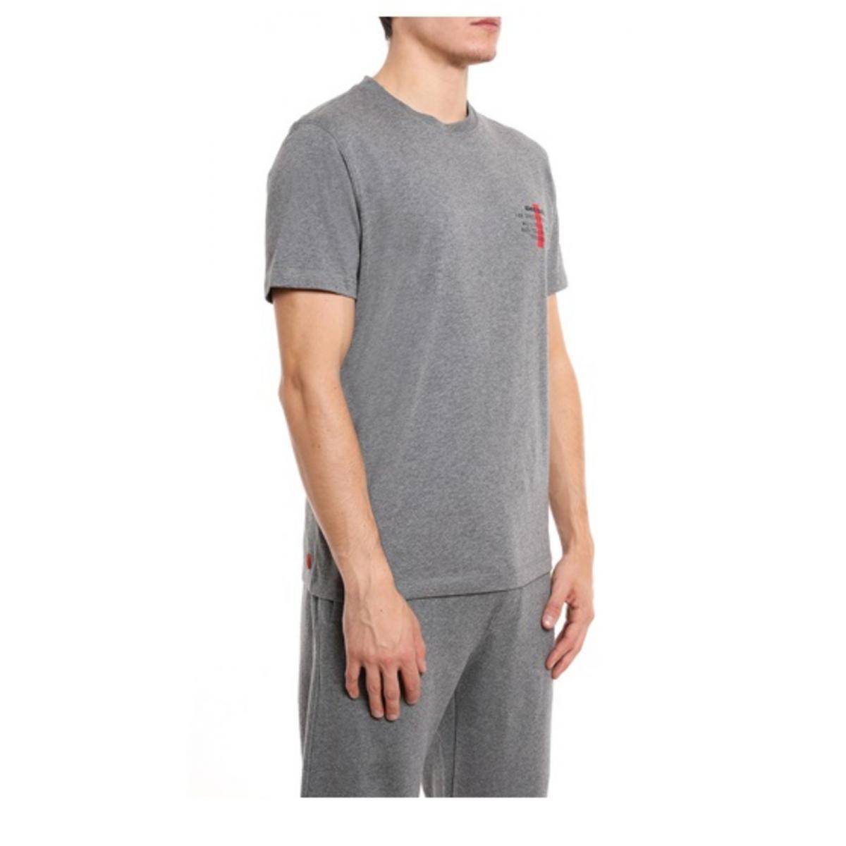 T-shirt gris - Diesel Underwear - Modalova