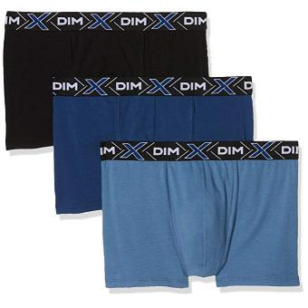 Dim Underwear - Pack de 3 boxers coton stretch - Sous-vêtements