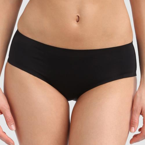 Dim - Shorty INVISFREE noir - DIM - Culotte, string et tanga