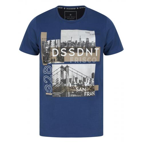 Dissident - TEE SHIRT CITY LOOK - Promos vêtements homme