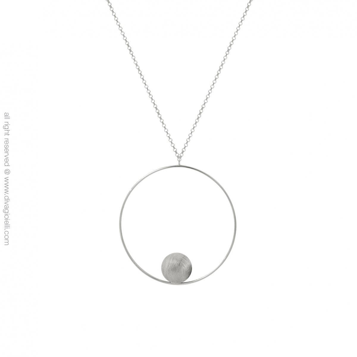 Collier Diva Gioielli 17768-001- Eclisse