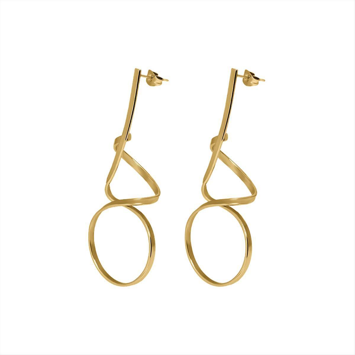 Boucles d'oreilles Edforce - 300-0162-E - Modalova