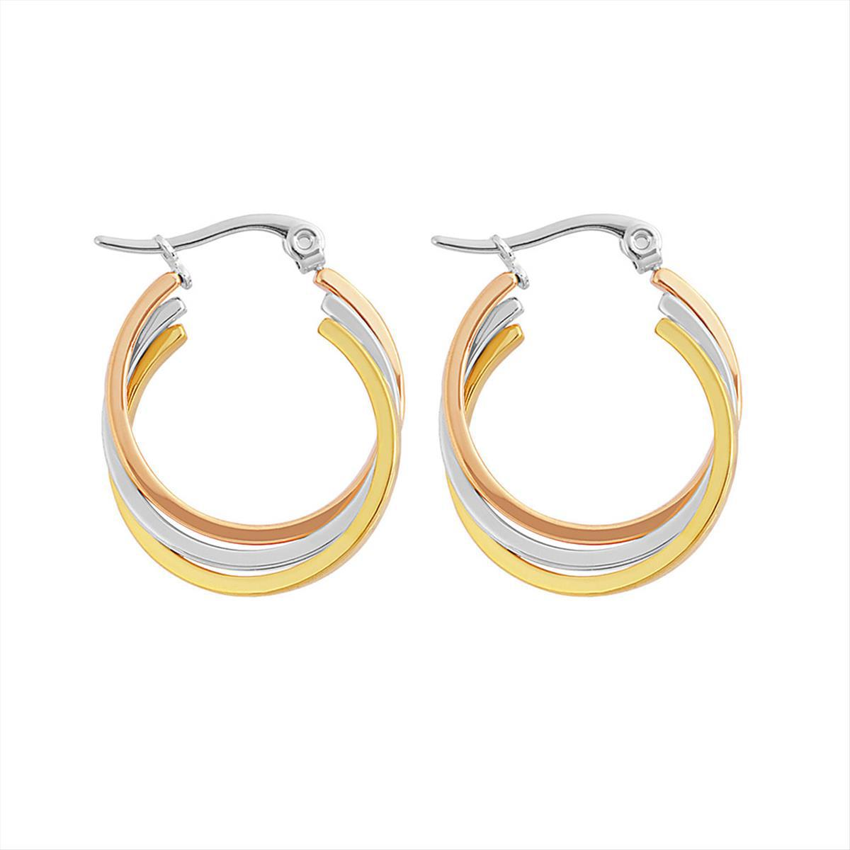 Boucles d'oreilles Edforce - 353-0121-E - Modalova