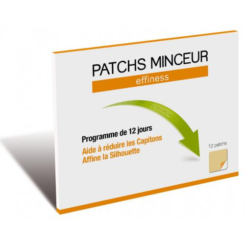 Effiness - Patch Minceur - Soins corps