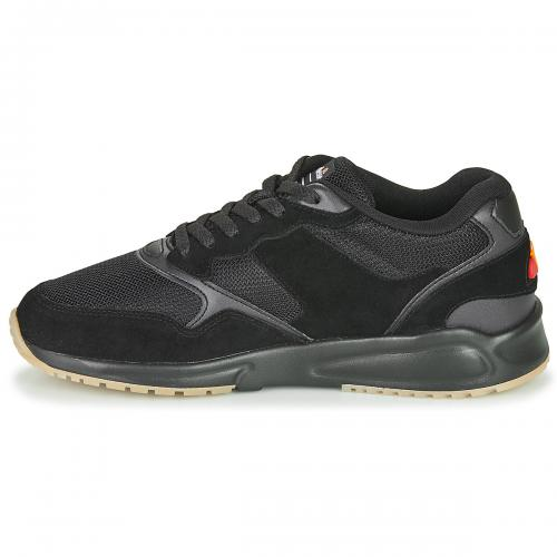 Ellesse - Baskets ou chaussures de running NYC 84 Sued homme – noir - Baskets