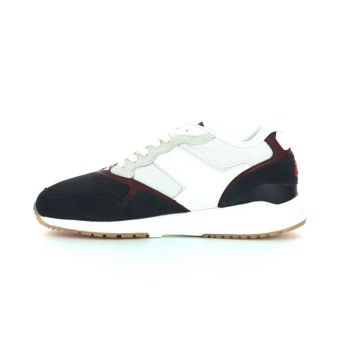 Ellesse - Chaussures de running ou baskets NYC 84 Sued homme - noir - blanc - Baskets