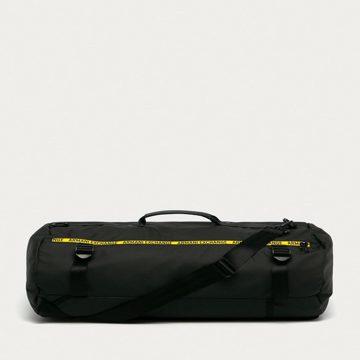 Duffle Homme noir ? sac polochon - 3 suisses - Modalova