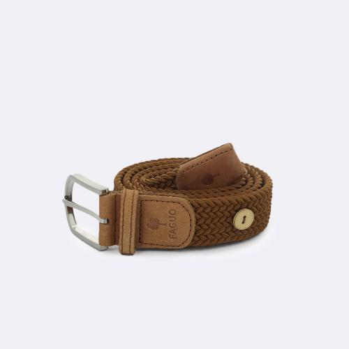 Faguo - CEINTURE - SOLID camel - Faguo mode homme
