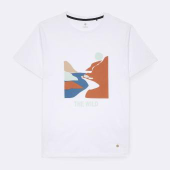 Faguo - ARCY T-SHIRT COTTON - T-shirt / Polo