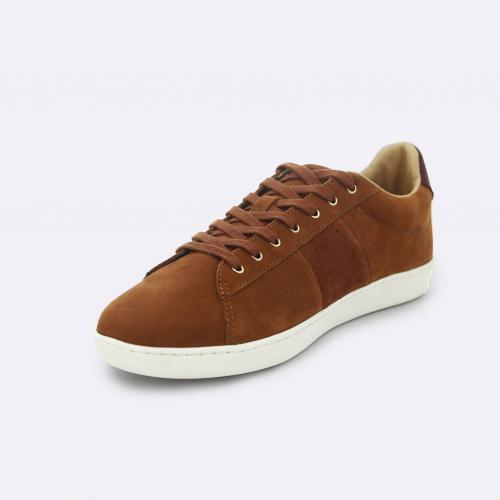 Faguo - HOSTA BASKETS LEATHER SUEDE - Chaussures homme