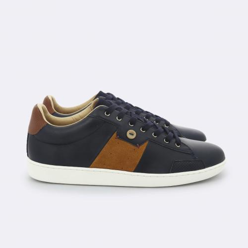 Faguo - TENNIS HOSTA LEATHER SUEDE - Baskets