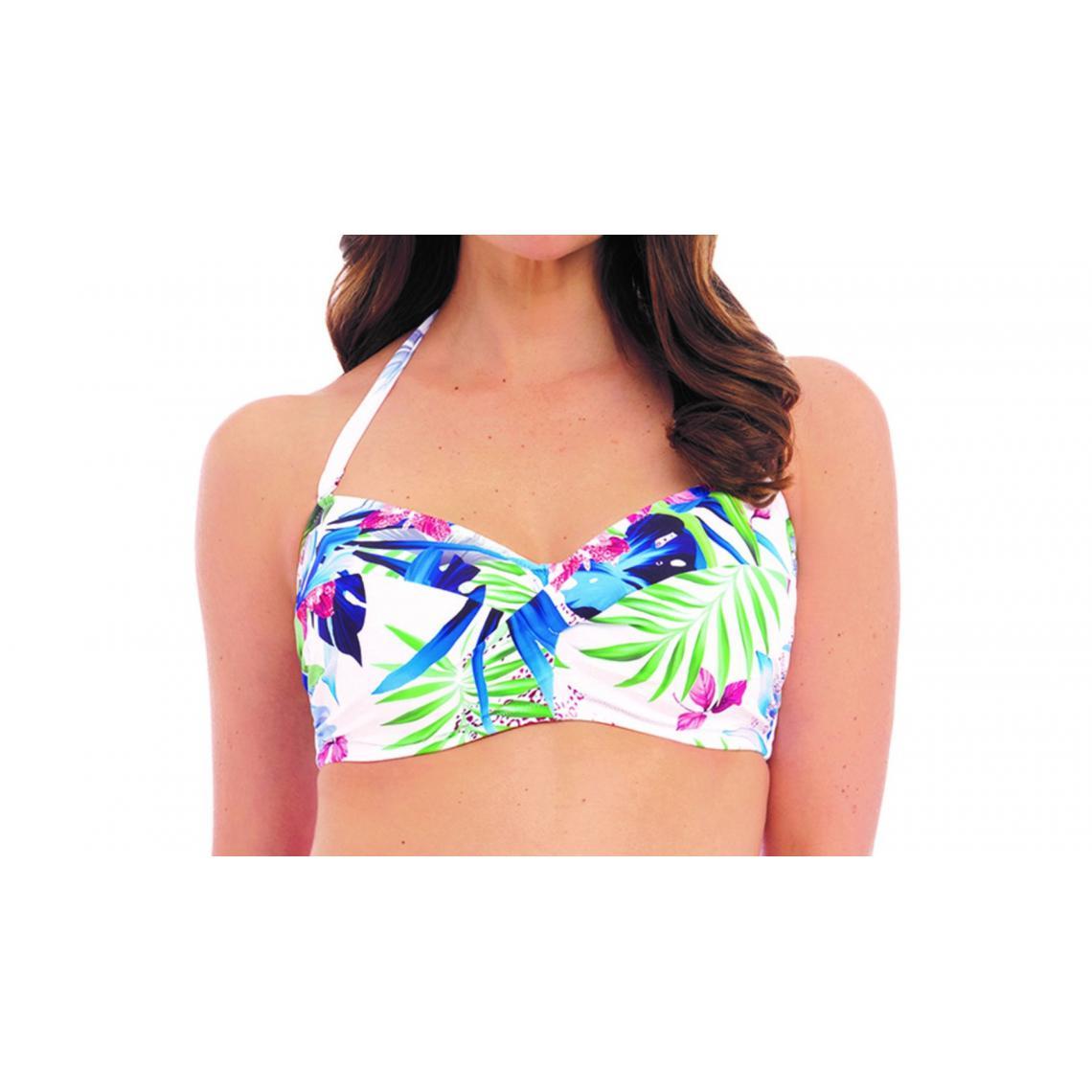 Haut de maillot de bain bandeau armatures Fantasie Bain bleu - FS500009-BLS-95I - Modalova