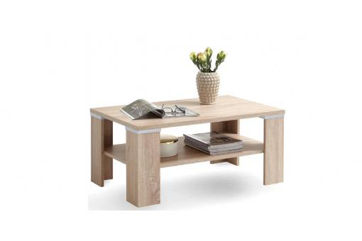 3S. x Home - Table basse beige PRITOMNO - Meuble & Déco