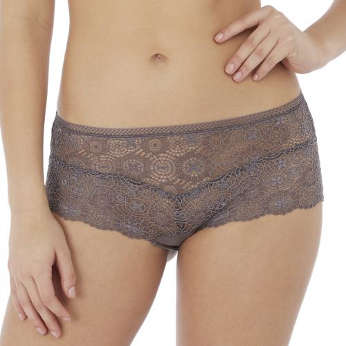 Freya - Shorty EXPRESSION SHARK gris - Culotte, string et tanga