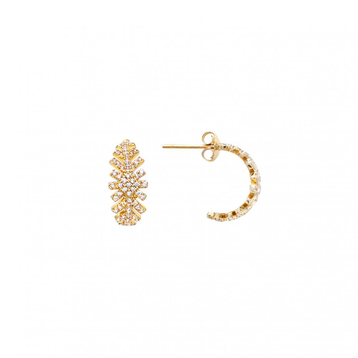 Boucles d'oreilles Bijoux 606530  - Go Mademoiselle - Modalova