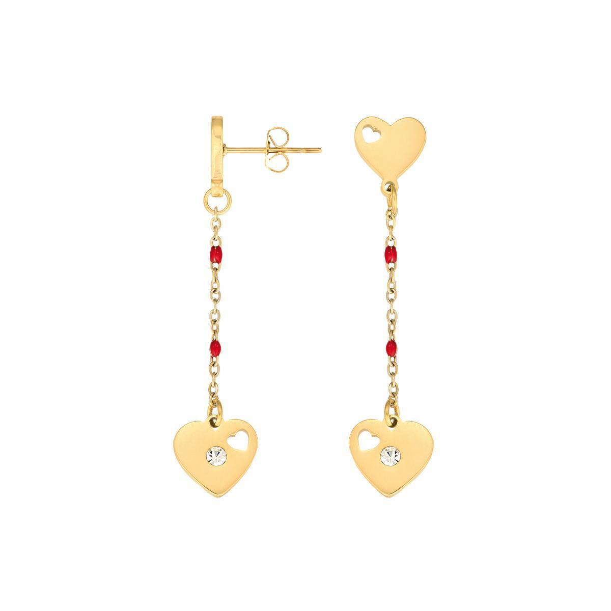 Boucles d'oreilles Bijoux 608087 - Go Mademoiselle - Modalova
