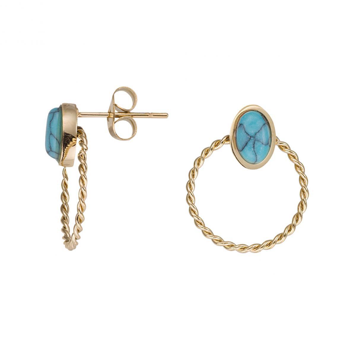 Boucles d'oreilles Bijoux 608119 - Go Mademoiselle - Modalova