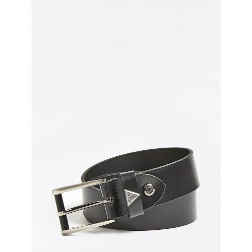 Guess Maroquinerie - CEINTURE AJUSTABLE A BOUCLE GUESS TRIANGLE - Ceinture  femme