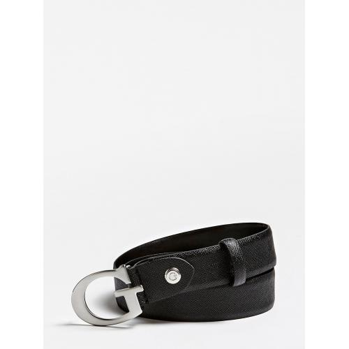 Guess Maroquinerie - Ceinture Ajustable avec Boucle G - Guess - Guess Maroquinerie