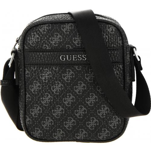 Guess Maroquinerie - CITY LOGO MINI DOC CASE - Guess Maroquinerie