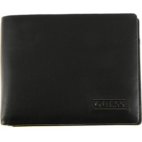 Guess Maroquinerie - NEW BOSTON BILLFOLD W/COIN PKT - Les accessoires