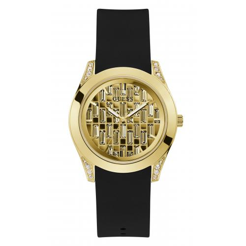Guess Montres - Guess Montres GW0109L1 CLARITY  femme Silicone - Guess Montres